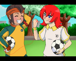 +PC+Sakka is our destiny by Ayukaba