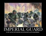 Imperial Guardsmen by Jamstar501st