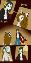 CH R1 Like Cats and Dogs Part1 by CommanderWildDog