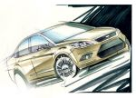 FORD FOCUS SEDAN la by marcellofelipe