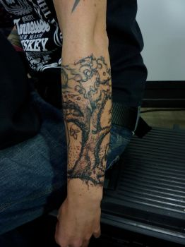 tree 2 by whiterabbittattoo