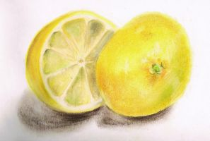 Lemon by josephinebruce
