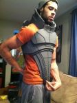 Shepard chest/back/neck fit test by AFXtuming