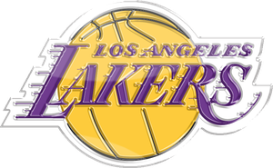 Los Angeles Lakers 3D Logo by Rico560
