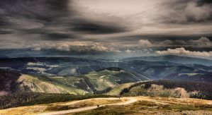 The Karkonosze Mountains by Rajmund67