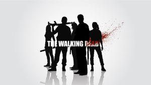 The Walking Dead Wallpaper 3 by Jorian89