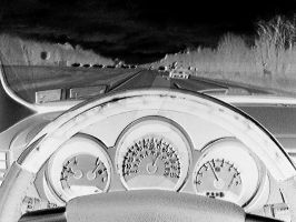 Driving on the Thruway by melissaleahmp