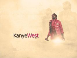 Kanye West by S-nak3