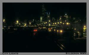 City Lights by Sylderon