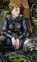 Future Police by Bristow-Bailey
