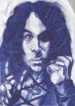 Ronnie James Dio by ImMrsMercury