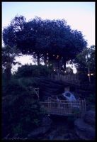 Swiss Family Treehouse by Anawielle