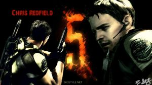 Resident Evil 5 Chris Redfield by ryansterling2008