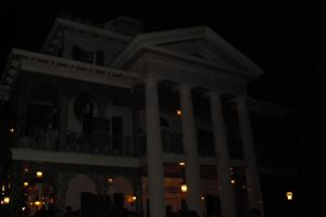 Haunted Mansion by sonicshadowlover13
