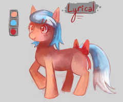Lyrical Ref by Cherkivi