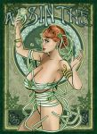 COMMISSION: Noveau Absinthe by taghuso