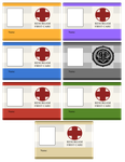 Resurgam First Care ID Cards by Aileen-Rose