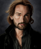 Ichabod Crane by Rapsag