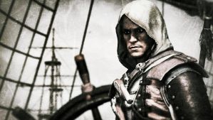 Captain Kenway by Clay-zius399