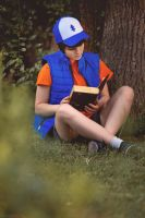 Dipper Pines by AnnaProvidence