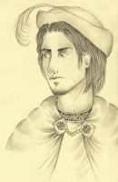 Willas Tyrell by Annathelle26
