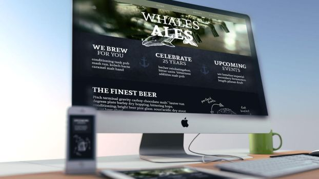 Whales Ale by Everywhen