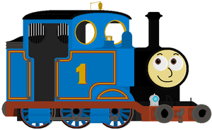 Thomas The Tank Engine by TheAusterityEngine