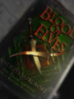 Blood Of Elves by teratini