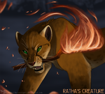 Tamer of the Red Tongue by KaiserTiger