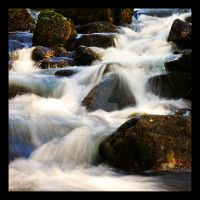 Flowing by Comane