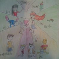The Stuffies: Poster by Rini2012