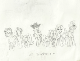 All Together Now by Prism-S