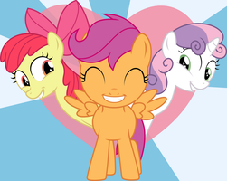 CMC Vetor + Background by Darknisfan1995