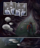 The Night Raiders pg 49 by DoubletheU
