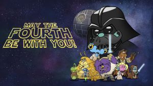 May the 4th be with You! by Erich0823
