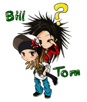 Tokio Chibis by Jessica-the-Hedgehog
