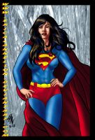 SuperWoman by ericalannelson
