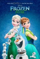 frozen fever poster by queenElsafan2015