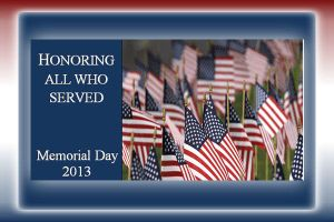 Memorial Day 2013 by Bizee1