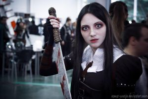 Mad Alice by 2ravens