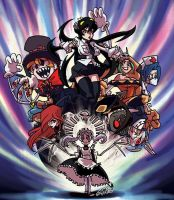 Skullgirls Group pic by eisu