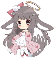 SMALL CHIB: tsunderekittenn by cutesu