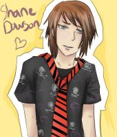 Old art - shane dawson by dislikeeveryone