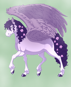 Horse Adopt (2/10) by MisticElis