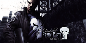 Frank Castle The Punisher by Anthrax817