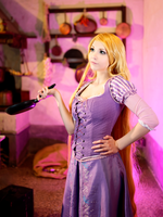 Disney Tangled - Rapunzel 2 by KiaraBerry