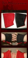 Commission: Sith Handwarmers by SPPlushies