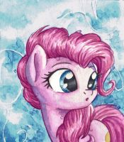 Pinkie Pie by The-Wizard-of-Art