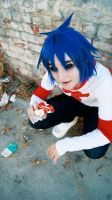 Gorillaz: Nicotine Rush by SugarBunnyCosplay