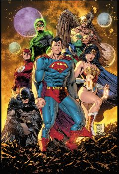 Justice League of America by xXNightblade08Xx